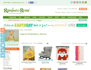 search.rosenberryrooms.com screenshot