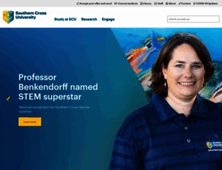 search.scu.edu.au screenshot