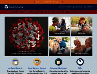 search.ssa.gov screenshot