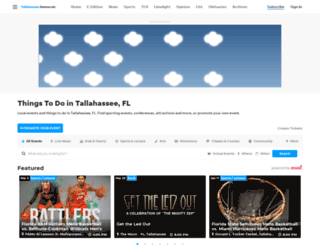 search.tallahassee.com screenshot