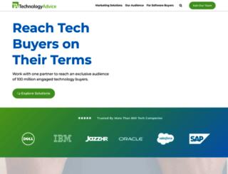 search.technologyadvice.com screenshot