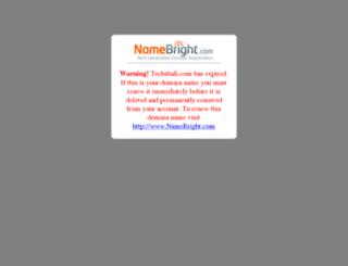 search.techshali.com screenshot