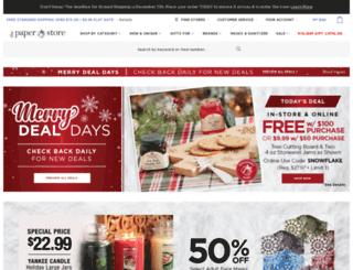 search.thepaperstore.com screenshot