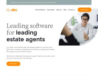 search.thinkproperty.com screenshot