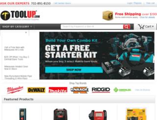 search.toolup.com screenshot