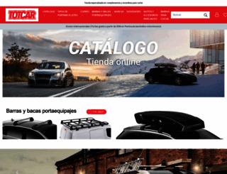 search.totcar.com screenshot