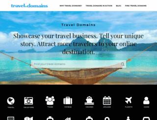search.travel screenshot