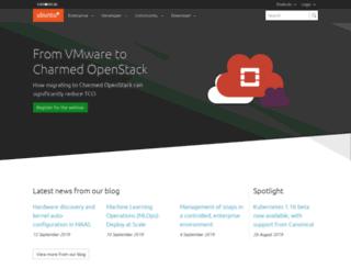 search.ubuntu.com screenshot