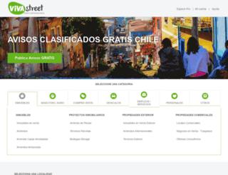 search.vivastreet.cl screenshot