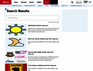 search.wgrz.com screenshot
