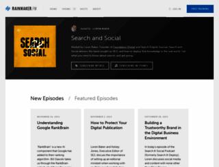 searchandsocial.com screenshot