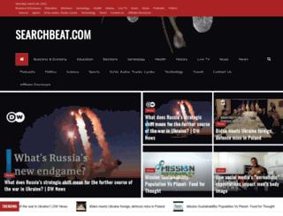 searchbeat.com screenshot