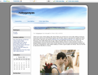 searchdatingsingles.revolublog.com screenshot