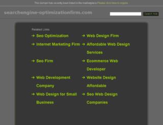 searchengine-optimizationfirm.com screenshot