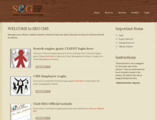 searchenginegenie.org screenshot