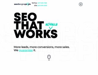 searchenginepeople.com screenshot