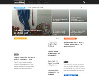 searchhowtos.com screenshot