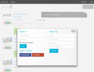 searchmango.com screenshot