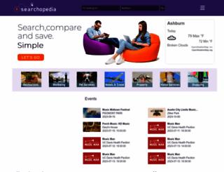 searchopedia.us screenshot