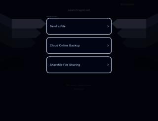 searchrapid.net screenshot