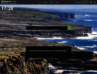 searchscene.com screenshot