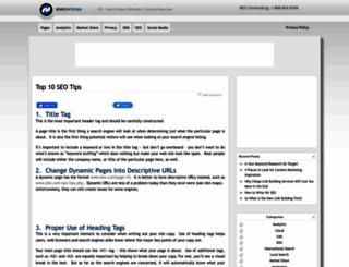 searchterms.com screenshot