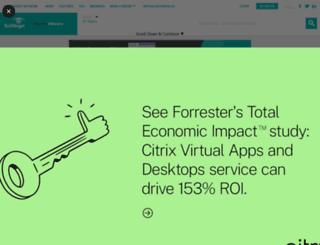 searchvmware.techtarget.com screenshot