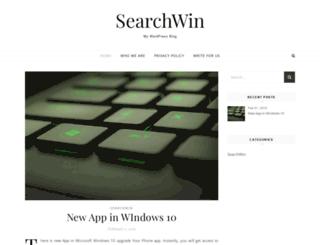 searchwin.net screenshot
