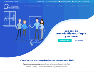 searrienda.com.co screenshot