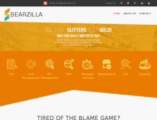 searzilla.co.uk screenshot