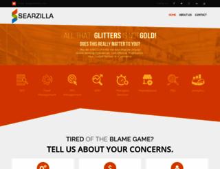 searzilla.com screenshot