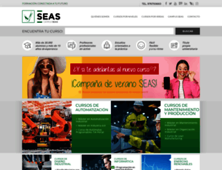 seas.es screenshot