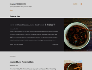 seasaltwithfood.com screenshot