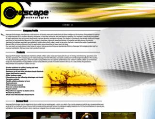 seascapetechnologies.com screenshot