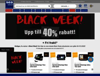 seasea.se screenshot