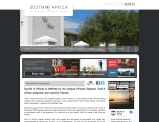 seasidecottage.co.za screenshot