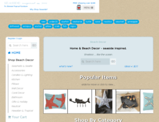 seasideinspired.com screenshot