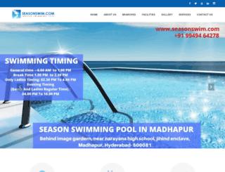 seasonswim.com screenshot