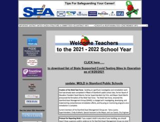 seastamford.org screenshot