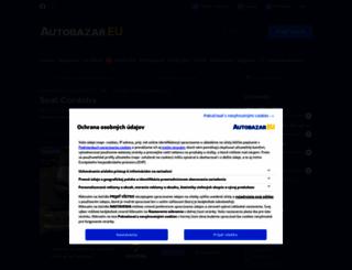 seat-cordoba.autobazar.eu screenshot