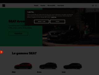 seat-italia.it screenshot