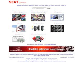 seat.auto.com.pl screenshot