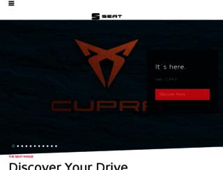 seat.com.cn screenshot