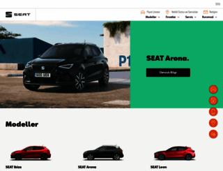 seat.com.tr screenshot
