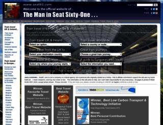 seat61.com screenshot