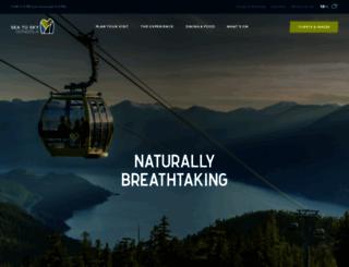 seatoskygondola.com screenshot