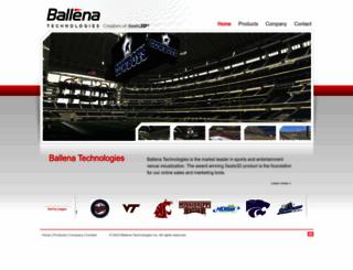 seats3d.com screenshot