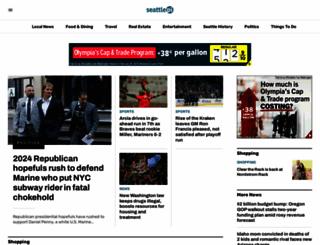 seattlepi.com screenshot