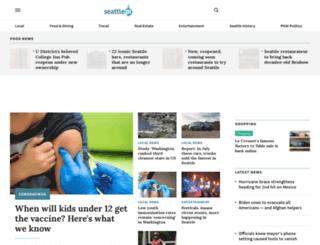seattlepi.nwsource.com screenshot