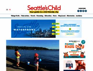 seattleschild.com screenshot